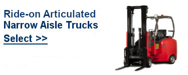 Select Bendi Narrow Aisle Trucks